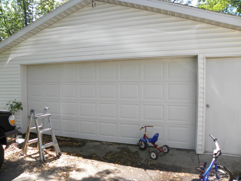 Diy Garage Door Windows House To Home Blog