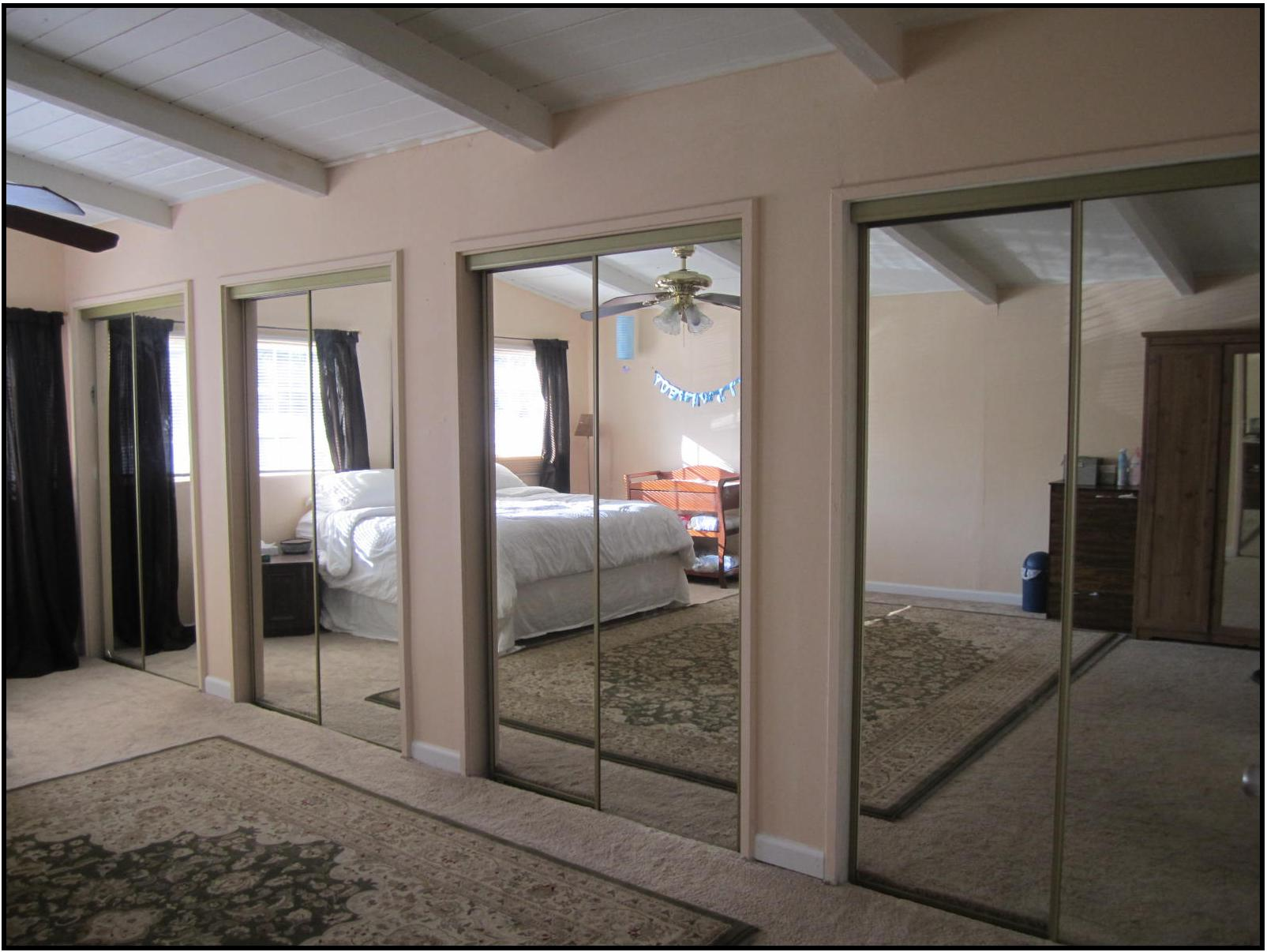 Brand new listing large 5 bed 3 bath remodeled sunnyvale - Master bedroom closet door ideas ...