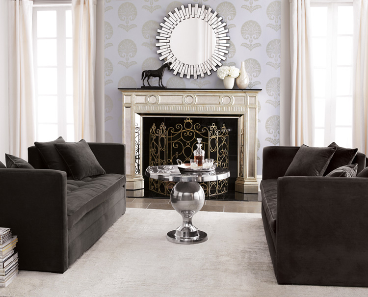 Ideal How to decorate the fireplace mantel | House To Home Blog BH39