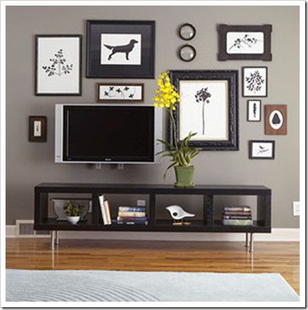 frame my tv | House To Home Blog